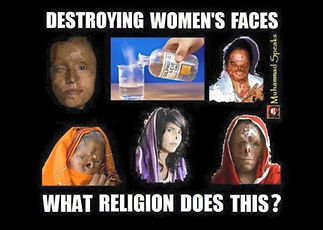 islams abuse of woman