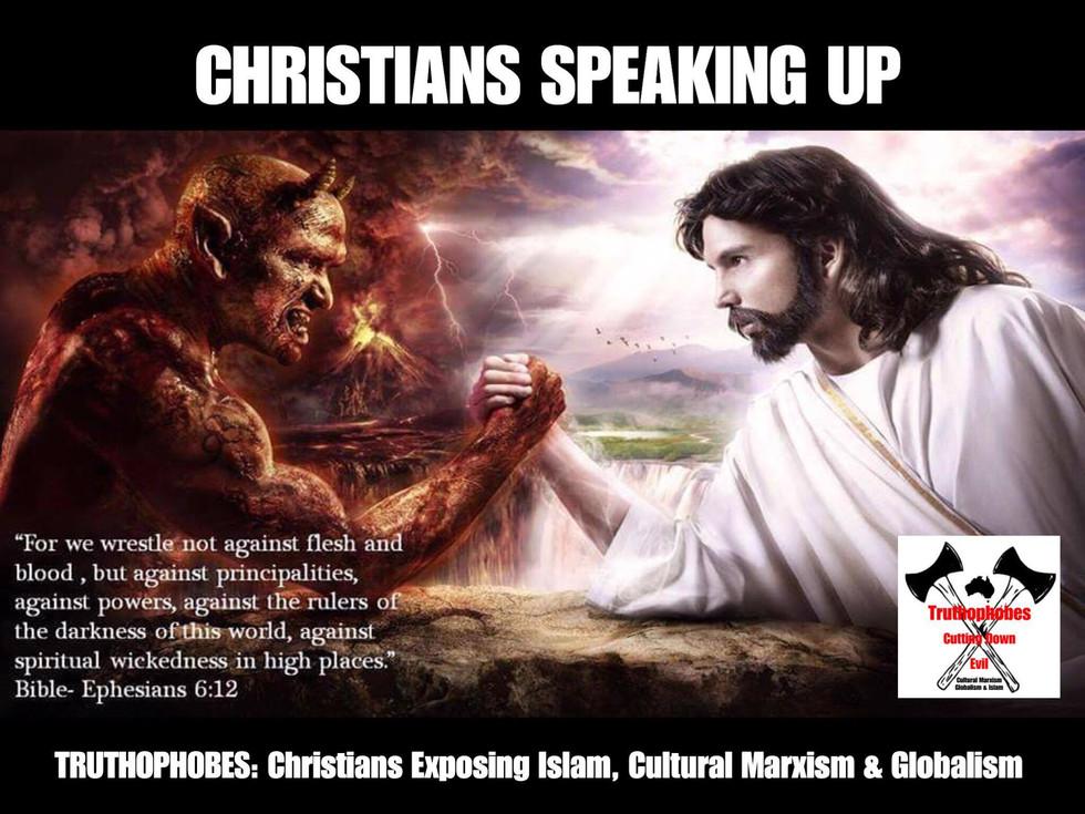 Truthophobes: Christians Exposing islam, Cultural Marxism & Globalism