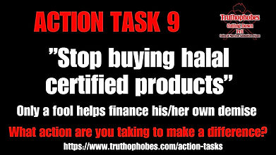 Stop Buying Hala Products