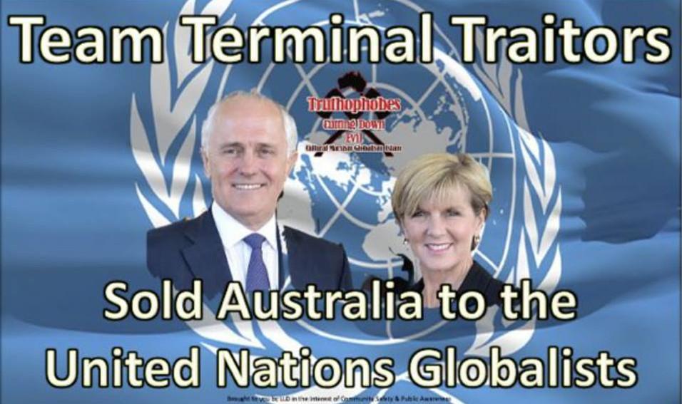 Turnbull and Bishop Are Traitors