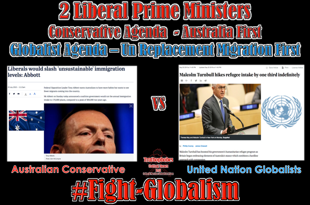 #Fight-GLOBALISM