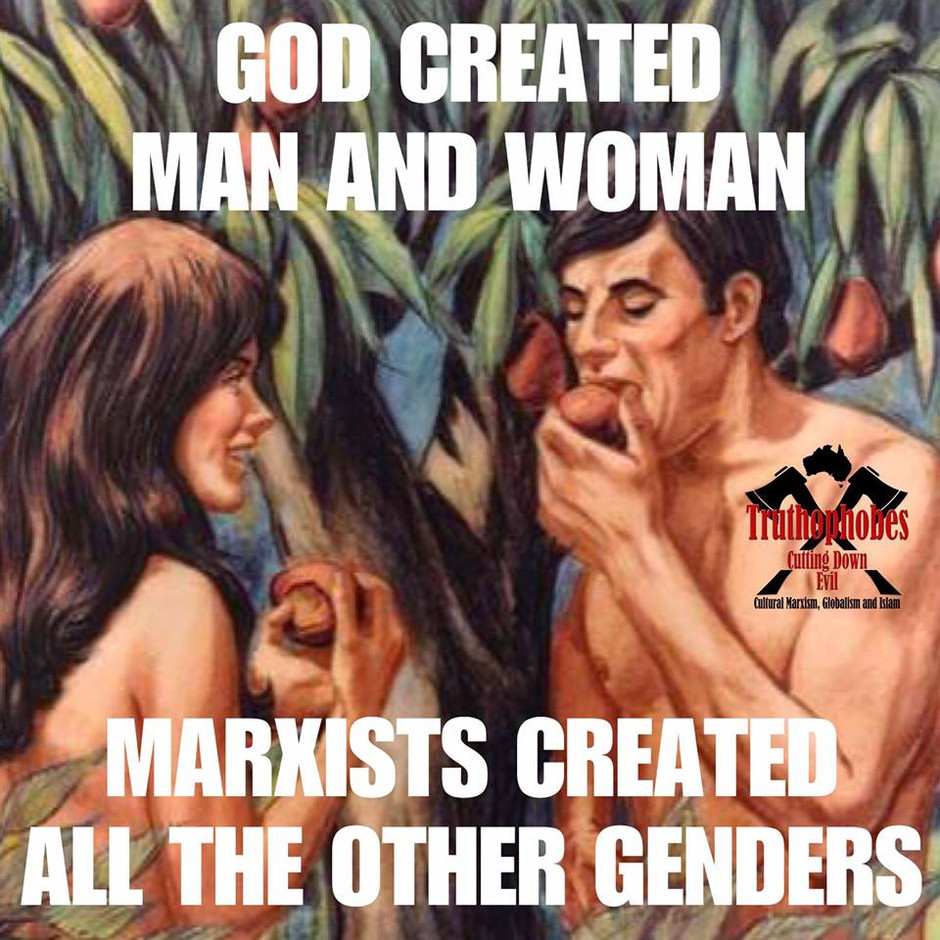 Only Two Genders Exist