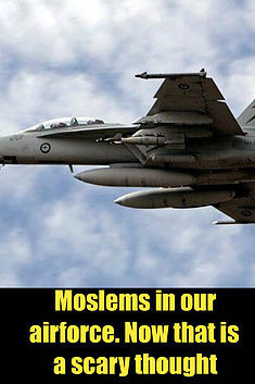 My Will - No moslems in our armed forces