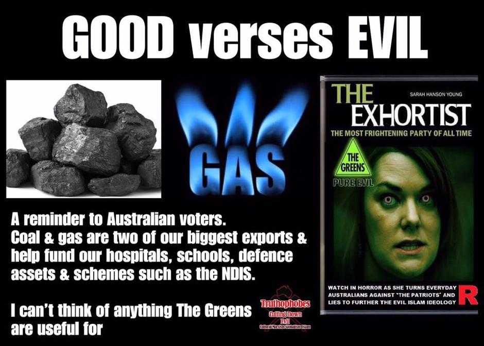 Good Verses Evil