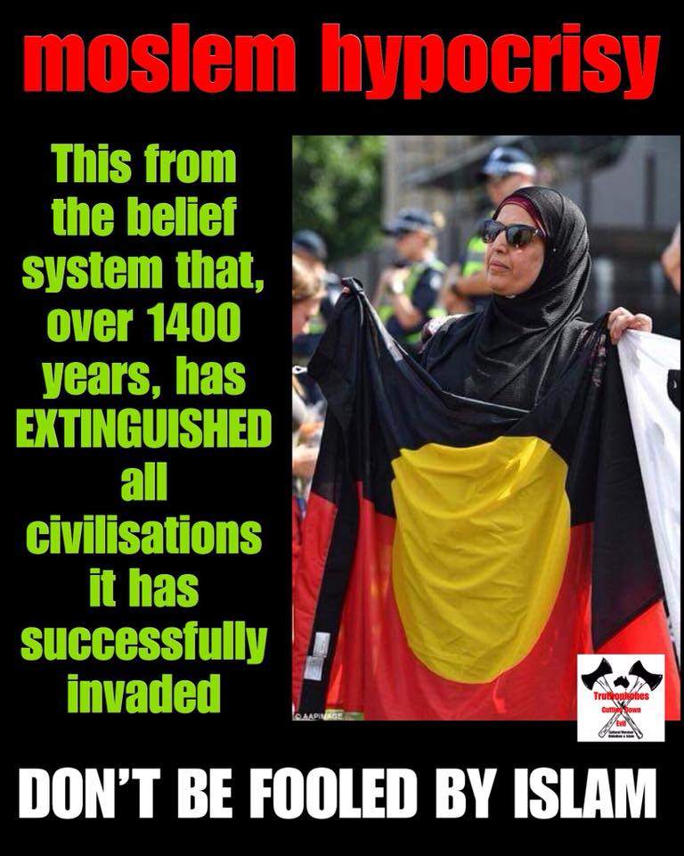 moslem hyprocrisy
