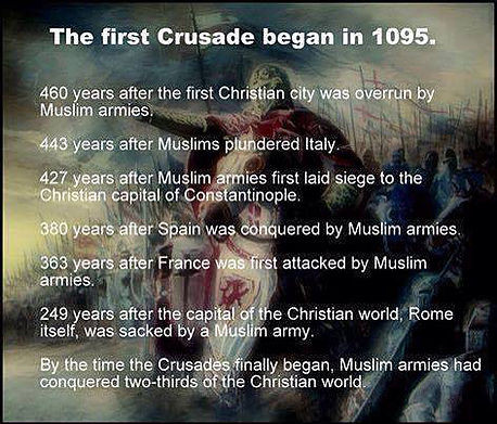 The Truth About the Crusades