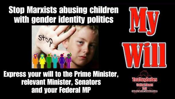Stop Gender Identity Politics in Schools