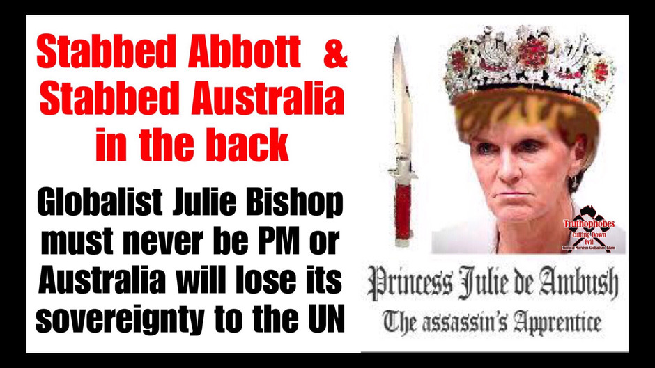 Back Stabbing Julie Must Never Be PM