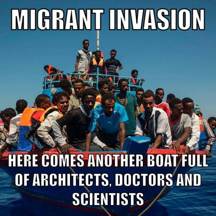 Migrant Invasion