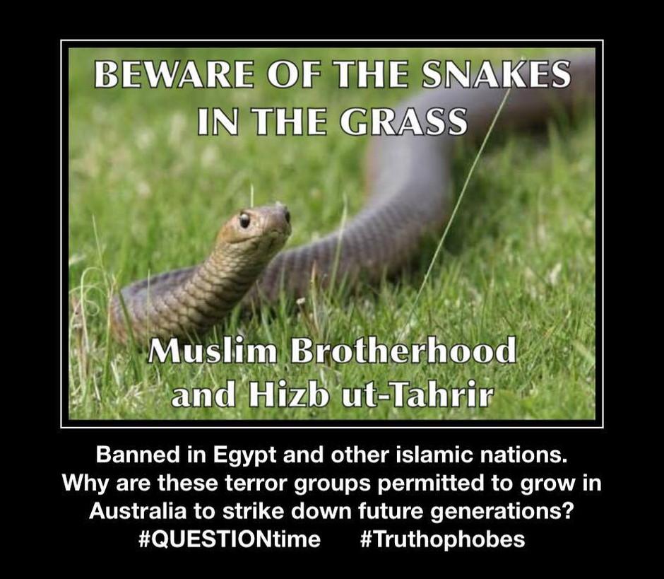 My Will Ban Muslim Brotherhood & Hizb ut-tahrir
