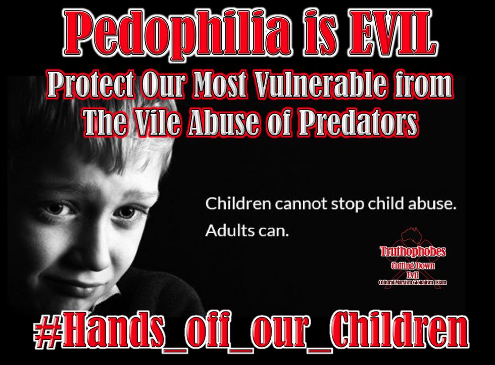 The Lefts Acceptance of Paedophillia