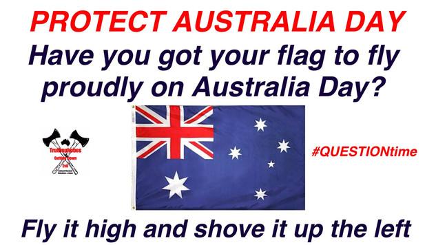 Leave Australia Day Alone