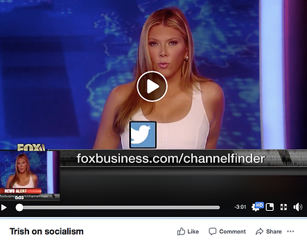 Trish on Socialism