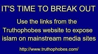 Expose islam on mainstream media pages
