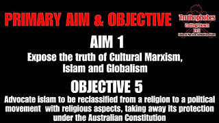 Truthophobes Aims and Objectives