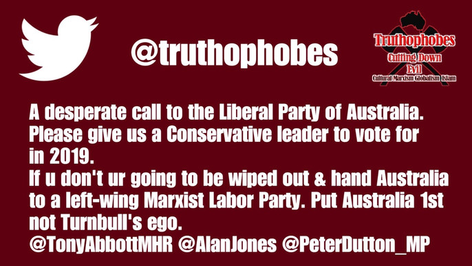 Desperate Call to the Liberal Party