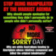 No More Sorry Day