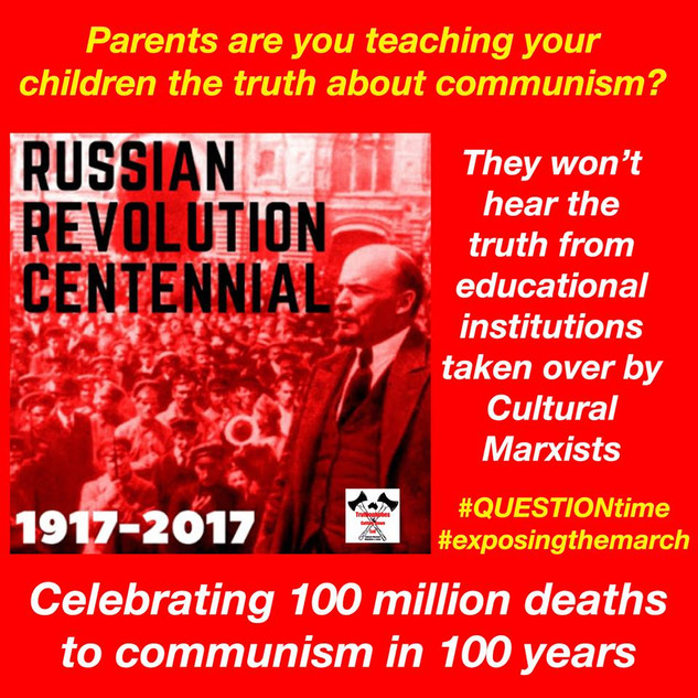 Let your Children know the truth