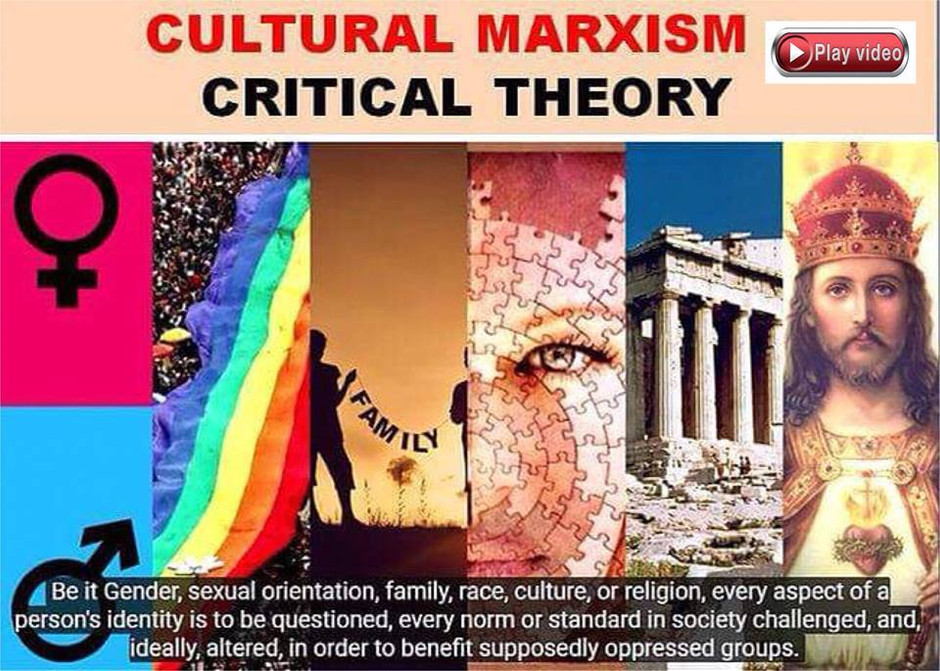 7 Minute Video on Cultural Marxism