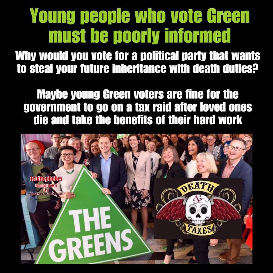 Green Death Duties