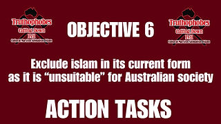 Click to access Objective 6 Action Tasks