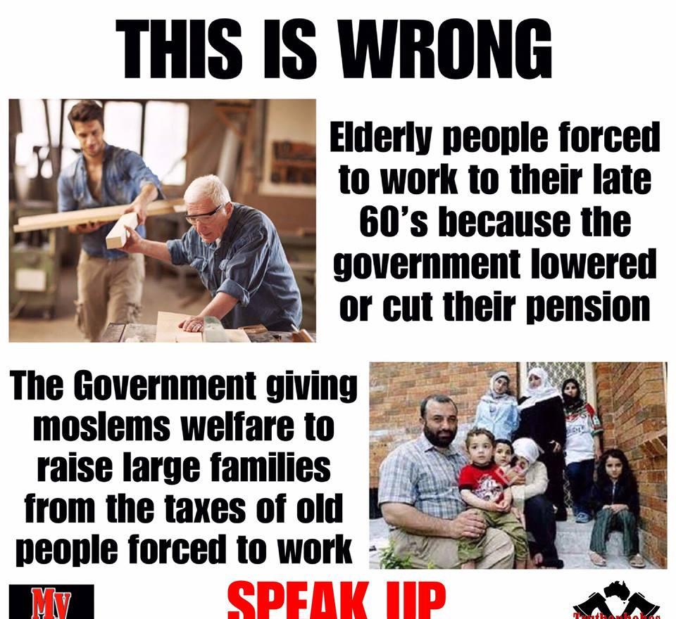 Speak Up Against Islamic Welfare