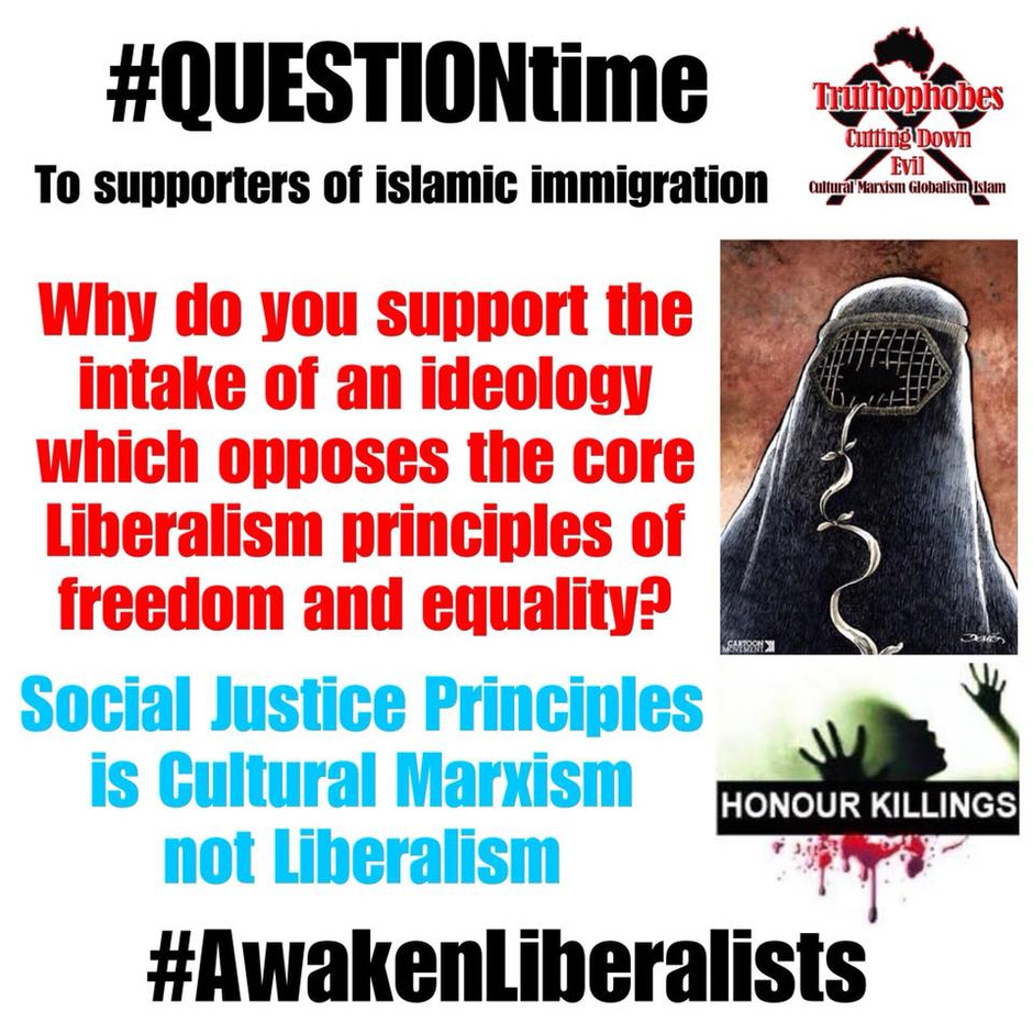 Islamic Immigration Questioned