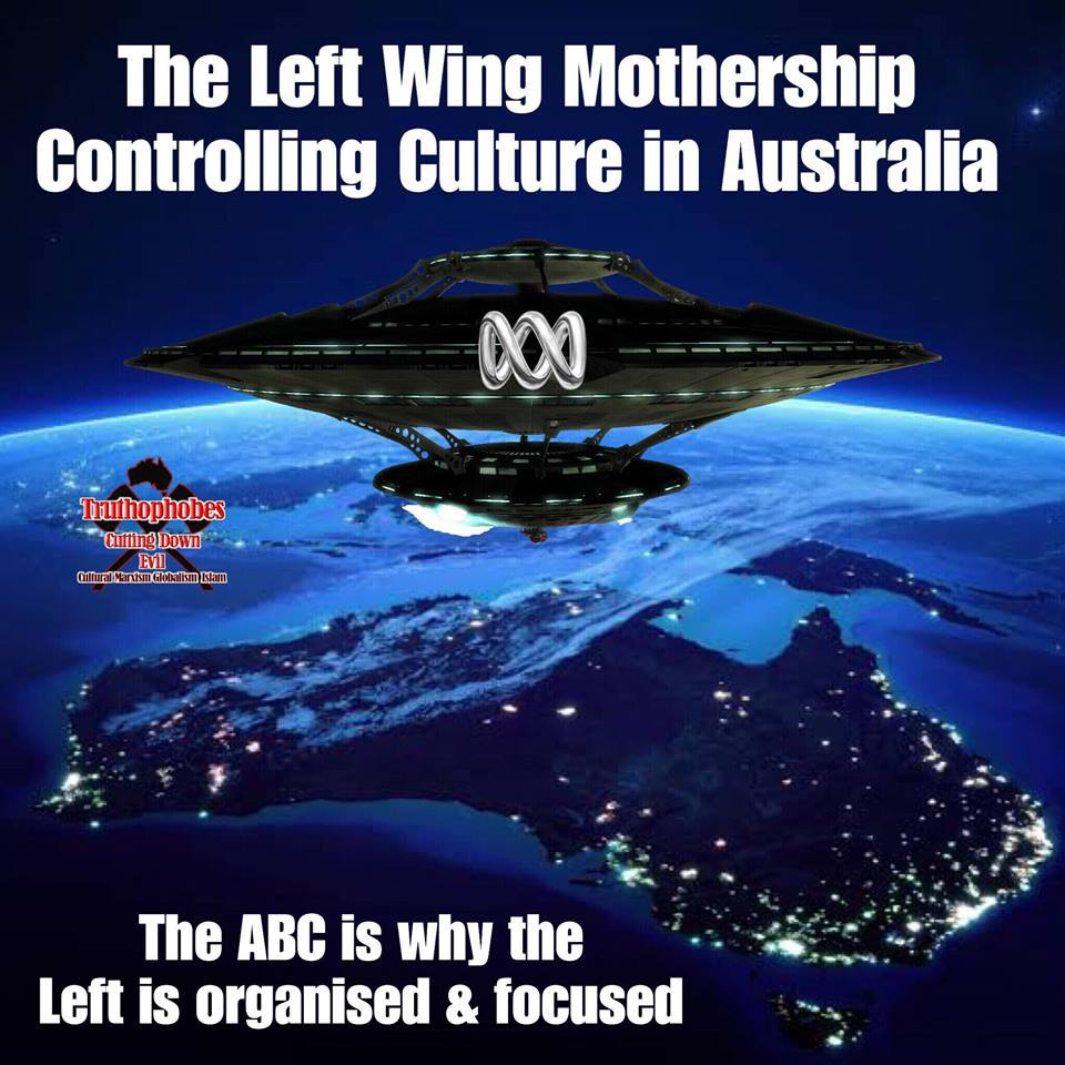 TAKE OUT THE LEFT WING MOTHERSHIP