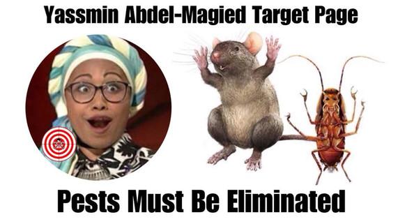 Yassmin Abdel-Magied Target Page