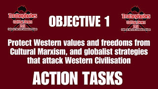 Truthophobes Objective 1 Action Tasks
