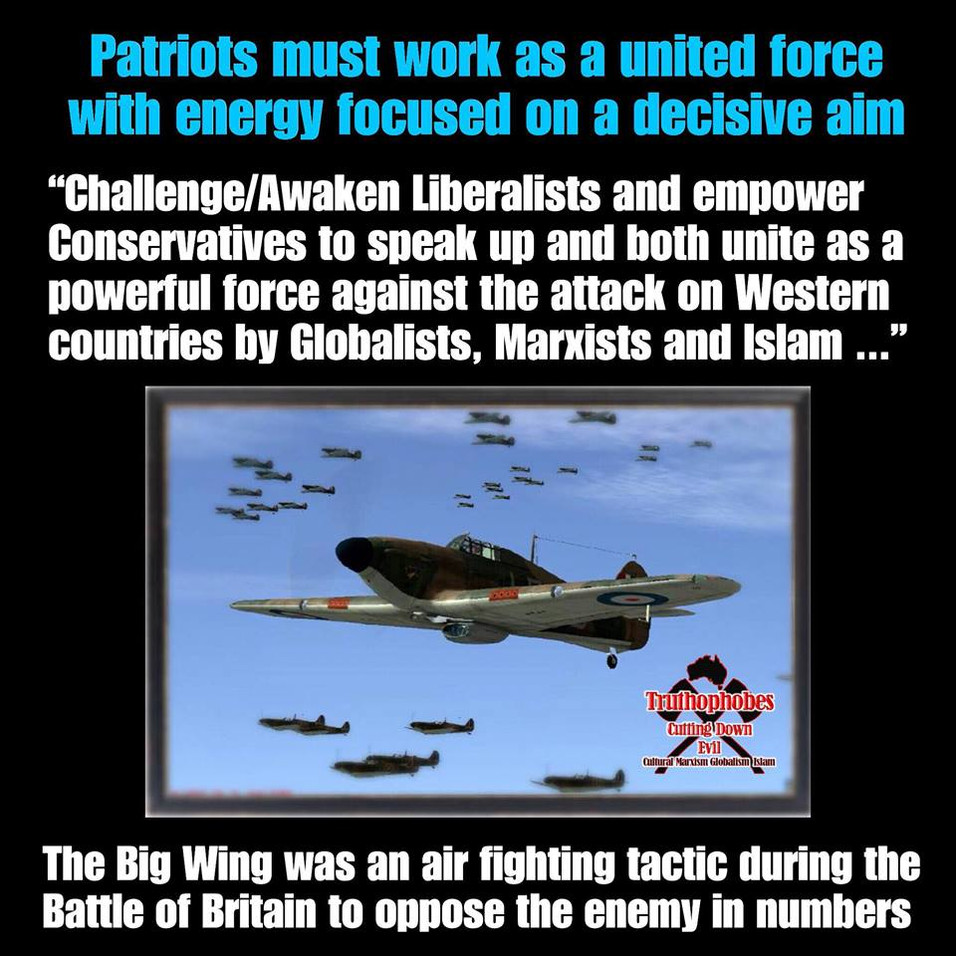 Patriots Unite and Attack with Numbers
