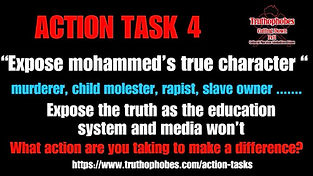 Expose mohammeds character