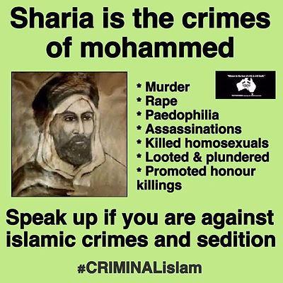 Criminal islam