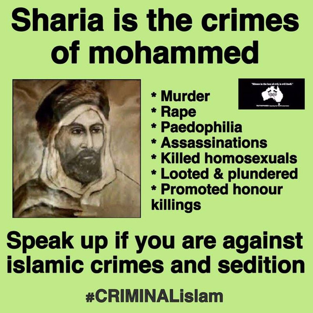 My Will - Islams Crimes