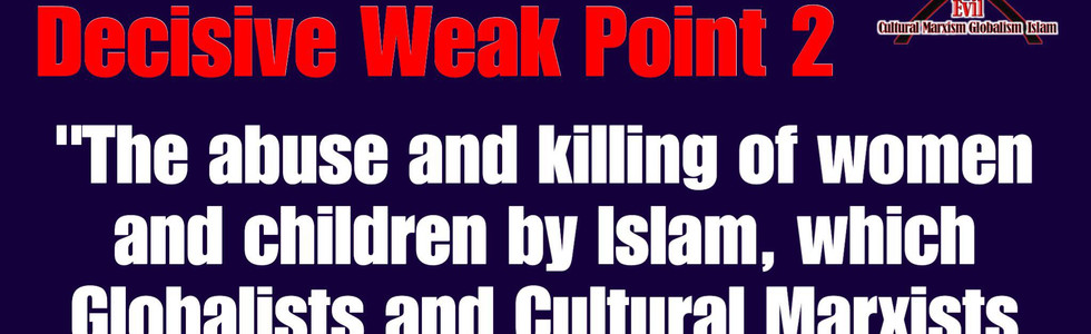 Islams Abuse of women and Children