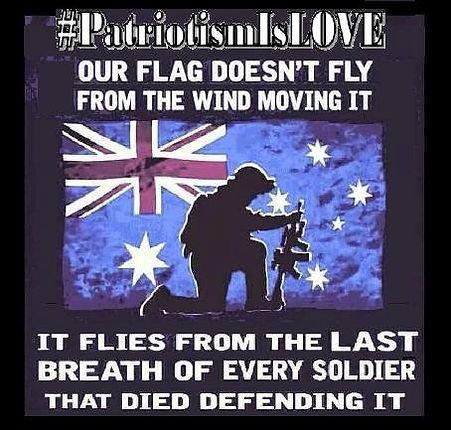 Lest We Forget | Australia | Truthophobes:Cutting Down Evil