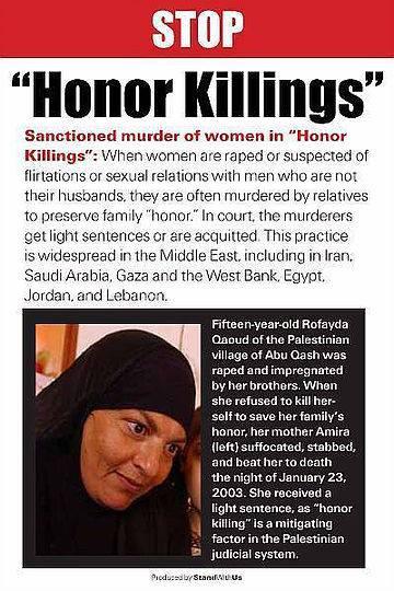 Stop Honour Killings