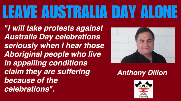 It's OK to Celebrate Australia Day