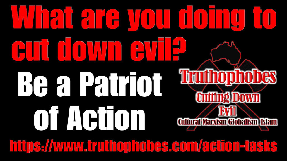 Action is Needed to Defeat Evil