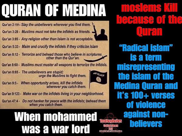 EXPOSE THE MEDINA QURAN