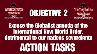 Objective 2 Action Tasks