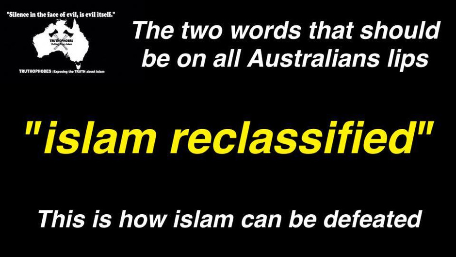 My Will - Islam Reclassified