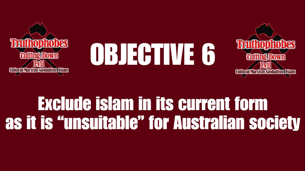 Take Action To Achieve Objective 6