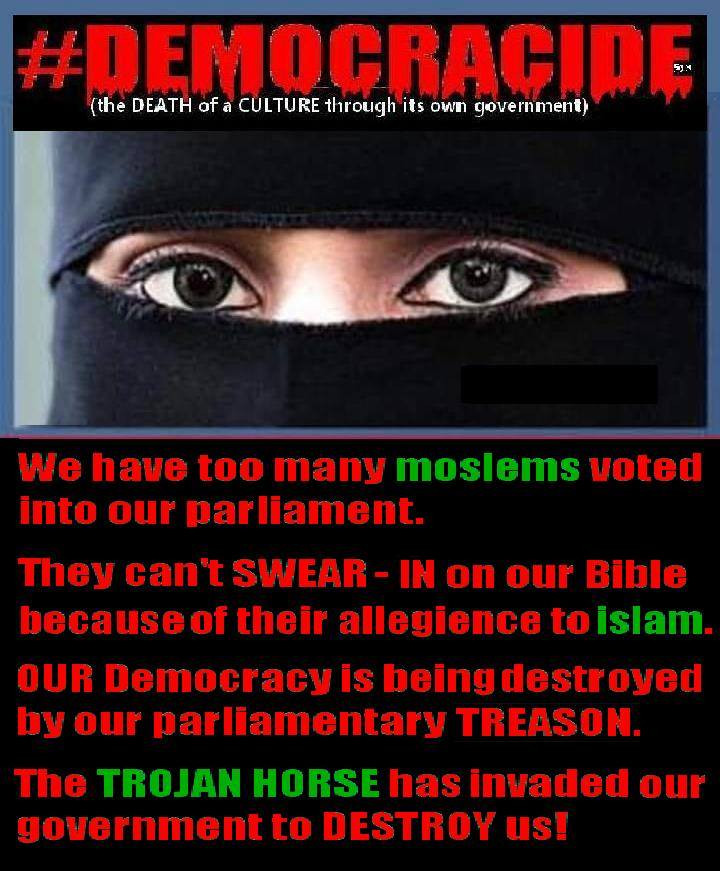 MAKE SHARIA AN ELECTION ISSUE