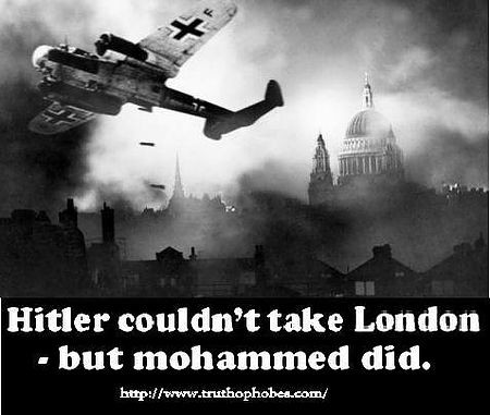 moslem Mayor Captures London