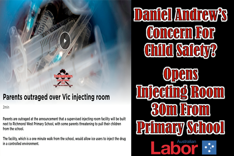 Child Abuse is Victorian Labors Legacy