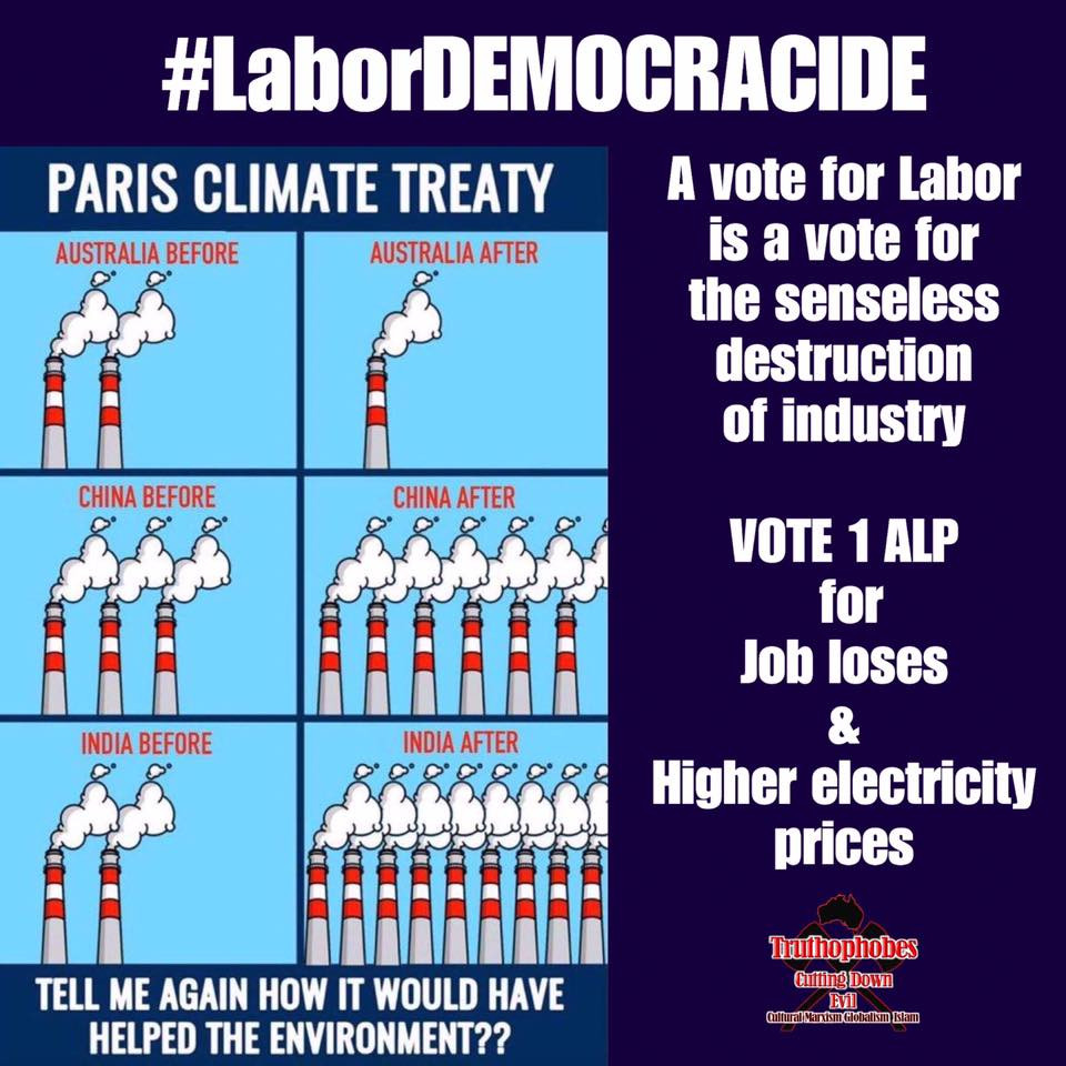 Labor Will Destroy Industry