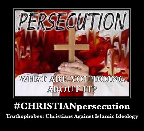 Take Action Against Christian Persecution