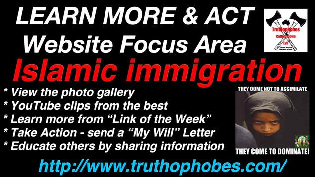 Website Focus Area