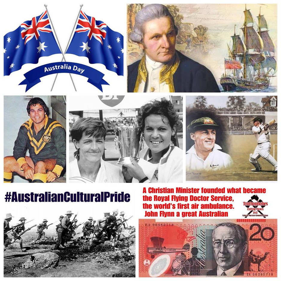 #AustralianCulturalPride